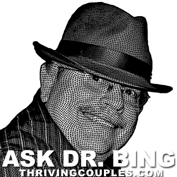 Ask Dr. Bing Podcast #13: Series Part 3: Is Perversion in the Marital Bed Ok? The Sexuality of Death.  Introducing Uncle Bob